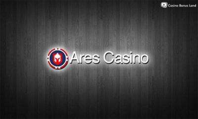 Ares Casino - NetEnt, Merkur und Novomatic unter einem Dach