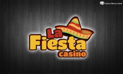 La Fiesta Casino - Gutes Spieleangebot, Gute Bonis
