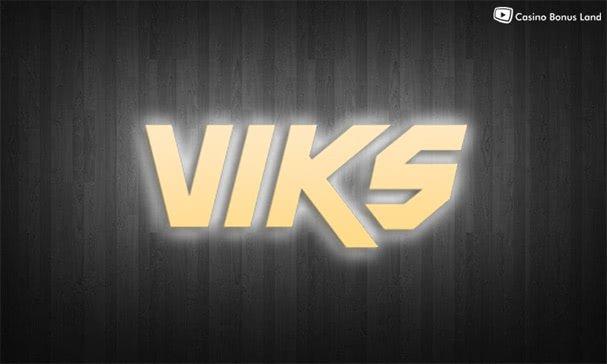 Viks Casino - Grosses Spielangebot von NetEnt, Novomatic uvm.